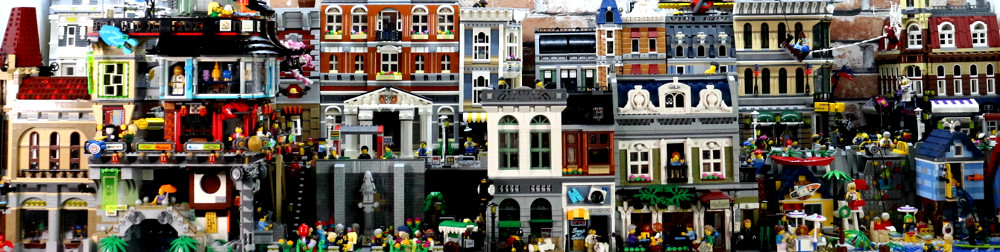 Custom LEGO City