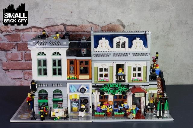 Block Small Brick City