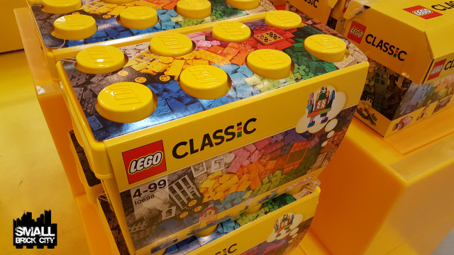 Where are the best places are to get LEGO parts by Small Brick City