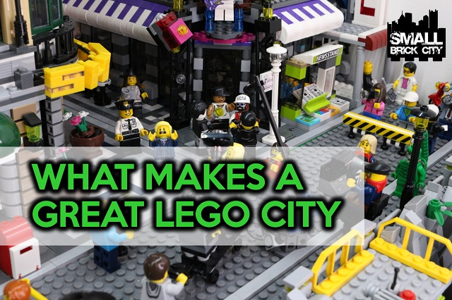 how to make a small city