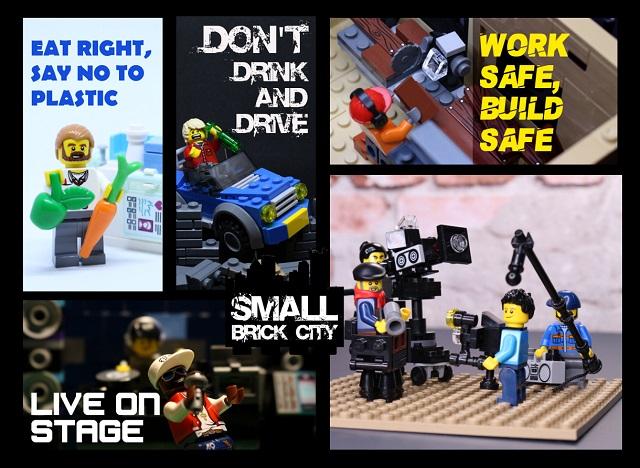 Free lego stuff