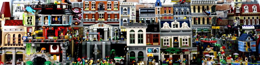 Custom LEGO City