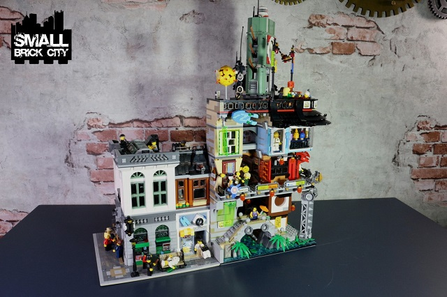 What Are The Best Lego Modular Buildings To Start Off With